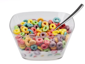 Is cereal a fun food?